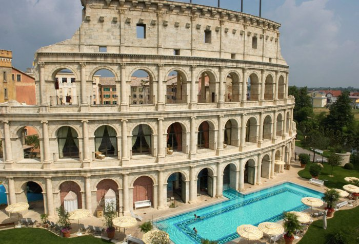 Hotel colosseo europa park rust germany neumeier - Hotel colosseo europa park ...